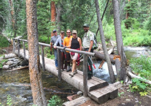 trail maintenance for sustainability programs