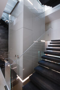 165 Forest Road Vail Colorado Stairs and Elevator 2 ULTRA MODERN