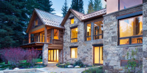 BEAVER DAM ROAD VAIL COLORADO GREEN BUILDING LUXURY HOME