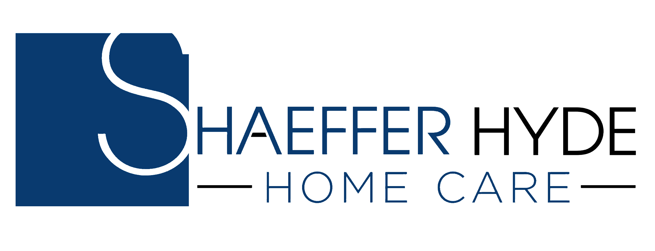 Shaeffer Hyde Home Care LOGO transparent