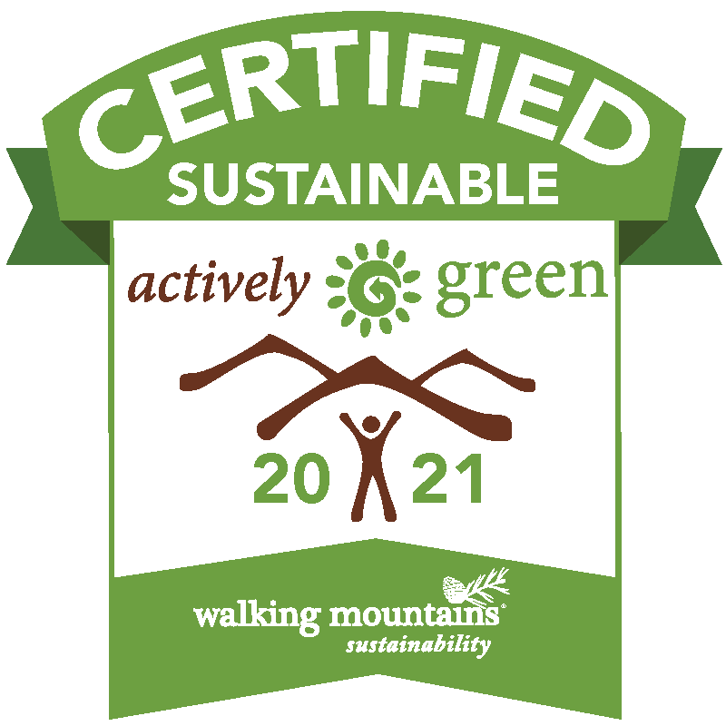 Green Builder Actively Green Certified