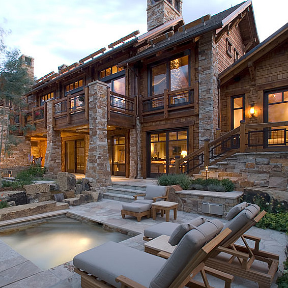 Bachelor Gulch, New Home Construction, Shaeffer Hyde Construction General Contractor